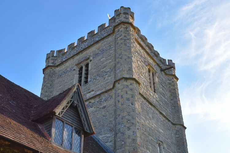 St Laurence Church Warborough
